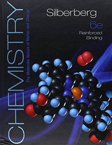 9780076593545: Silberberg, Chemistry (NASTA Reinforced Binding High School) (AP CHEMISTRY SILBERBERG)