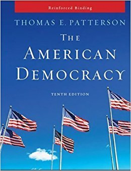 9780076594153: Patterson, The American Democracy (NASTA Reinforced High School Binding) (AP AMERICAN DEMOCRACY (US GOVERNMENT))