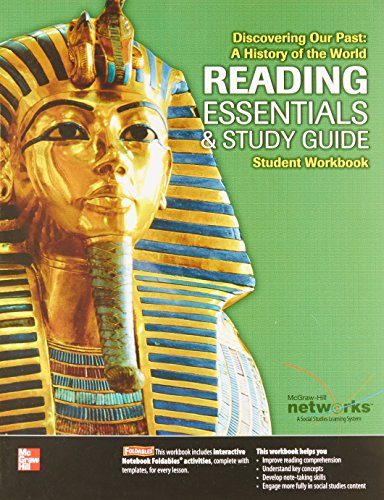9780076594764: Discovering Out Past Reading Essesntials and Study Guide