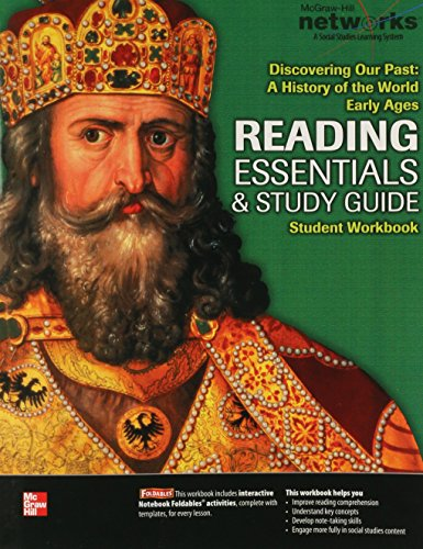 9780076594931: Discovering Our Past: A History of the World, Early Ages, Reading Essentials and Study Guide, Student Workbook (MS WORLD HISTORY)