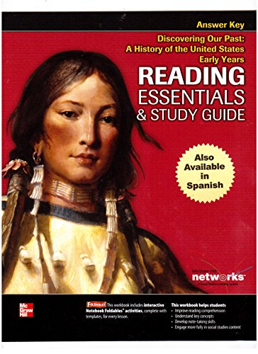 9780076596911: Reading Essentials and Study Guide Answer Key (Discovering our Past: A History of the United States Early Years)