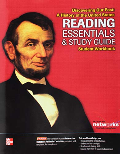 9780076596959: Discovering Our Past: A History of the United States-Reading Essentials & Study Guide Student Wrokbook