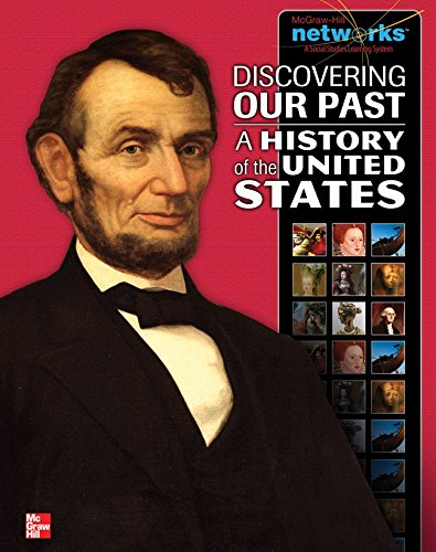 9780076597239: Discovering Our Past: A History of the United States, Student Edition (THE AMERICAN JOURNEY TO 1877)