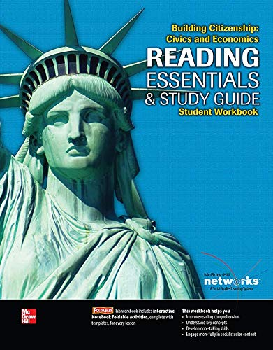 9780076600083: Building Citizenship: Civics & Economics, Reading Essentials & Study Guide (McGraw Hill Networks)