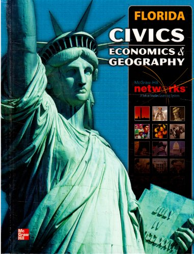 9780076600854: CIVICS Economics & Geography (Florida)