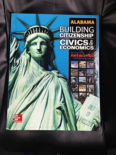 9780076601493: Building Citizenship - Civics & Economics - Alabama Edition