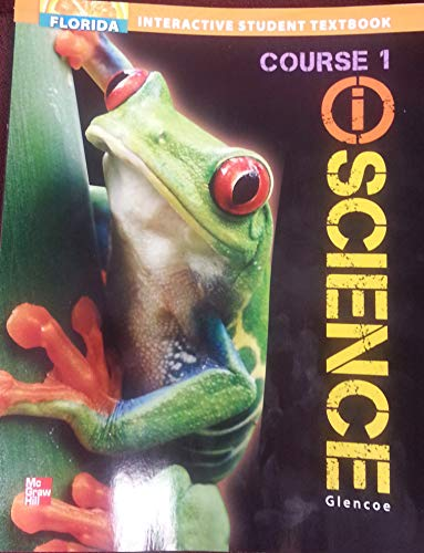 9780076602209: Florida Interactive Student Textbook Course 1 i Science