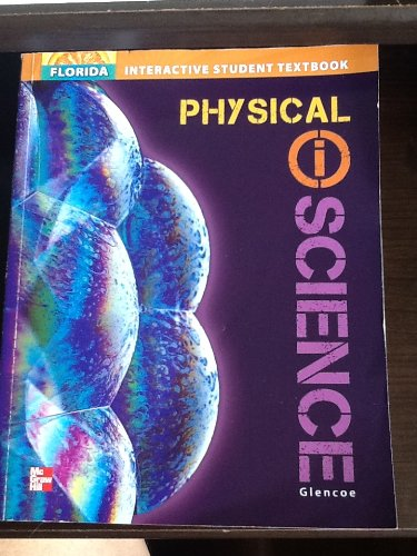 9780076602254: Florida Interactive Student Textbook - Physical Science
