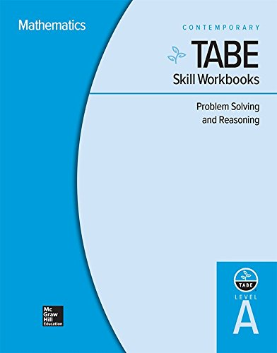 9780076603879: Tabe Level A: Problem Solving and Reasoning - 10 Pack