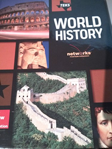 9780076605996: Teks World History Student Edition Networks Social Studies Learning System