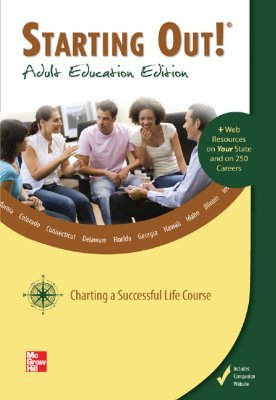9780076607532: Starting Out! Adult Education Edition Charting a Successful Life Course (Starting Out!, Adult Education Edition)