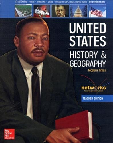 9780076608232: United States History and Geography: Modern Times (United States History (High School))