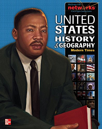 9780076608683: United States History and Geography: Modern Times, Student Edition (THE AMERICAN VISION: MOD TIMES)