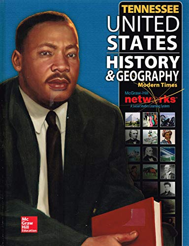 9780076610242: TENNESSEE United States History & Geography Modern Times