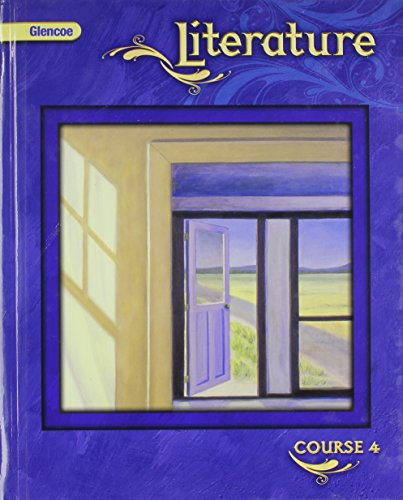 9780076610532: Literature: Course 4 (Glencoe Literature)