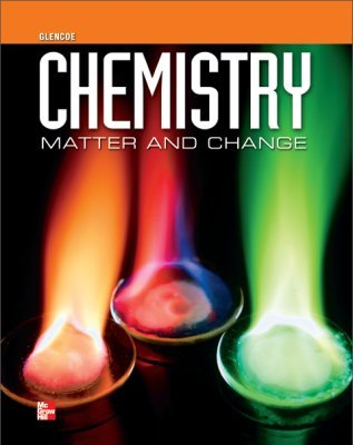 9780076610587: Glencoe Chemistry Matter and Change Louisiana Edition