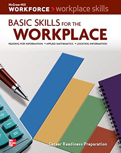 9780076610624: Basic Skills for the Workplace