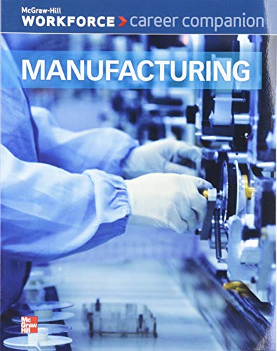 9780076610761: WORKPLACE SKILLS: MANUFACTURING 2012