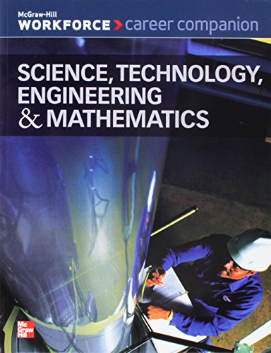 9780076610785: Career Companion: Science, Technology, Engineering, and Math