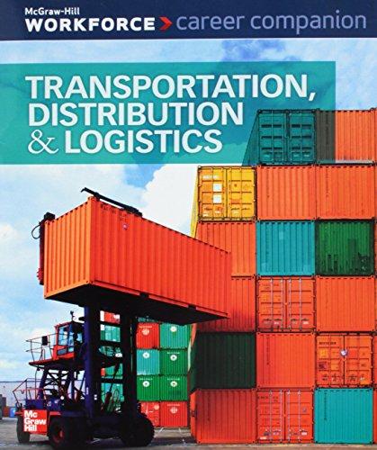 Career Companion: Transportation, Distribution, and Logistics: Contemporary