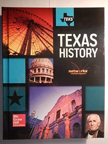 9780076612710: Texas History Networks a Social Studies Learning System