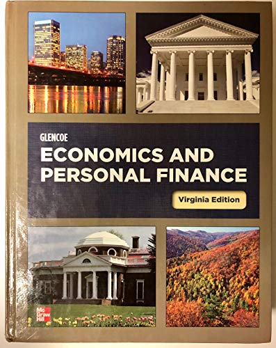 9780076613120: Glencoe Economics and Personal Finance, Virginia Edition