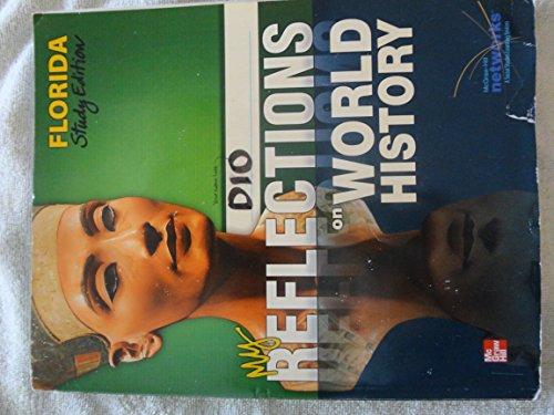 9780076617265: My Reflections on World History Florida Study Edition TAE