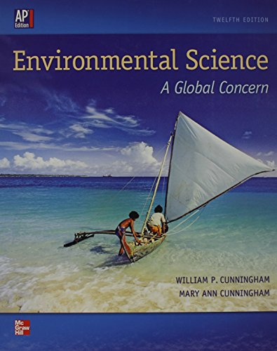 9780076618941: Environmental Science: A Global Concern, AP Edition