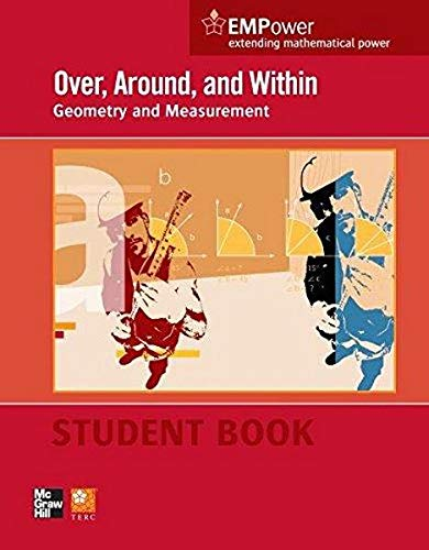 9780076620890: EMPower Math, Over, Around, and Within: Geometry and Measurement, Student Edition