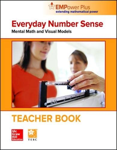 9780076621002: Everyday Number Sense: Mental Math and Visual Models