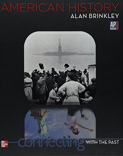 9780076621422: American History: Connecting With the Past - Ap Edition: