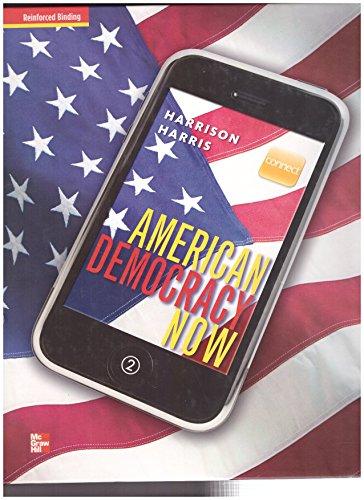 9780076621897: American Democracy Now
