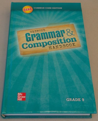 9780076624508: Grammar and Composition Handbook, Grade 9 (WRITER'S WORKSPACE)