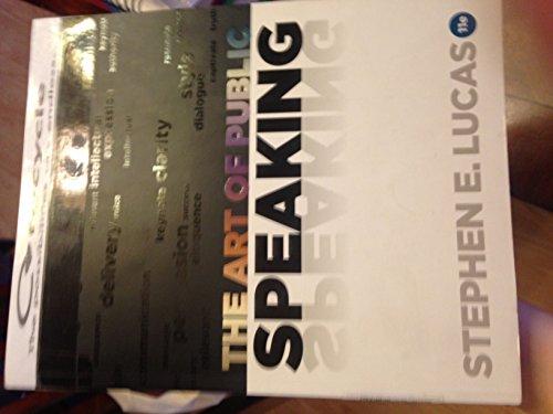 9780076626878: Title: The Art of Public Speaking
