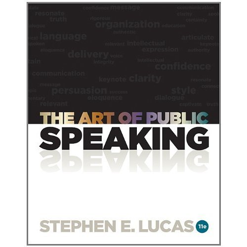 9780076626878: The Art of Public Speaking