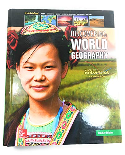 9780076636075: Discovering World Geography, Teacher Edition