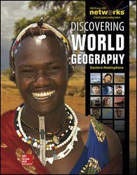 9780076636105: Discovering World Geography:Eastern Hemisphere Teacher's Edition