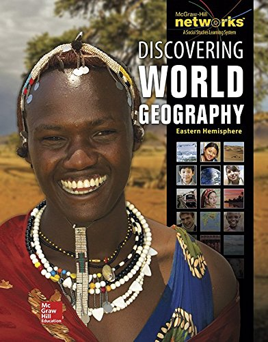 9780076636112: Discovering World Geography, Eastern Hemisphere, Reading Essentials and Study Guide, Student Workbook (GEOGRAPHY: WORLD & ITS PEOPLE)