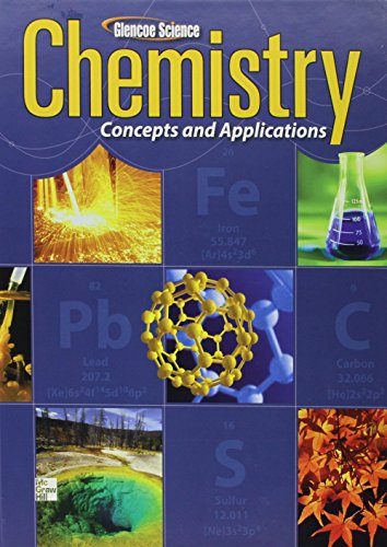 9780076637669: Chemistry: Concepts & Applications, Student Edition