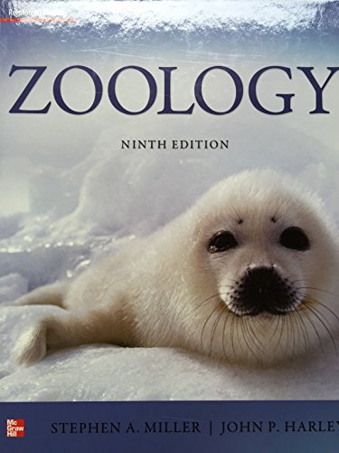 9780076637683: Miller, Zoology © 2013 9e, Student Edition (Reinforced Binding) (A/PZOOLOGY)