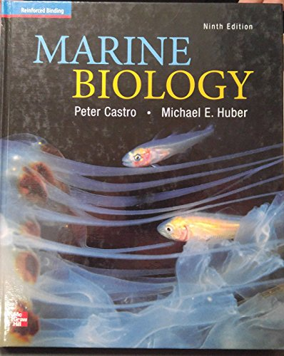 9780076637775: Marine Biology