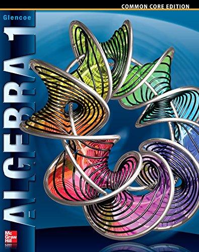 9780076639236: Algebra 1, Student Edition (MERRILL ALGEBRA 1)