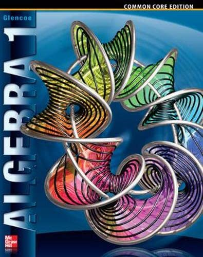9780076639748: Algebra 1, 6-year Teacher Bundle (MERRILL ALGEBRA 1)