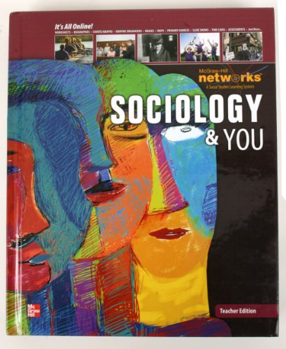 9780076640607: Sociology & You Teacher's Edition
