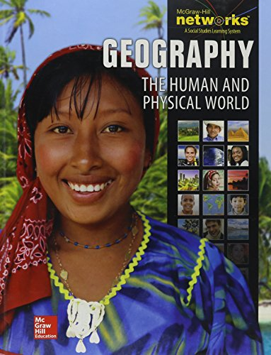 Geography: The Human and Physical World, Student: McGraw-Hill Education