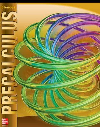 9780076644148: Precalculus, 1-year Student Bundle (ADVANCED MATH CONCEPTS)