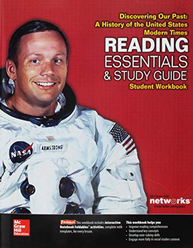 9780076644827: READING ESSENTIALS & STUDY GUIDE Student Workbook [Discovering Our Past: A History of the United States Modern Times]