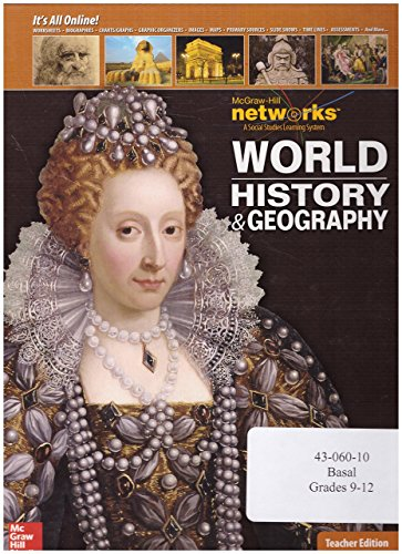 9780076647187: History and Geography Teacher's Edition (World)