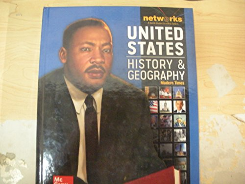 9780076647255: United States History & Geography Modern Times Teacher Edition