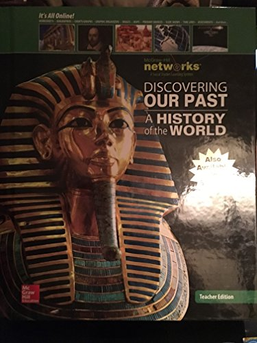 9780076647521: Discovering Our Past: A History of the World, Teacher Edition (MS WORLD HISTORY)